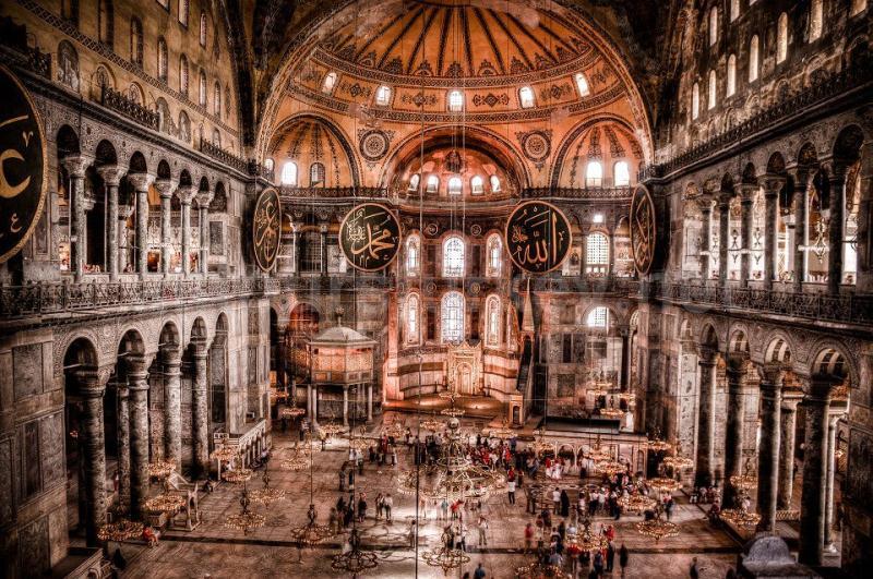 Best Of Istanbul-Full Day,Hagia Sophia, Underground Cistern ...